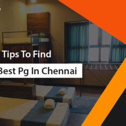 best Pg in Chennai