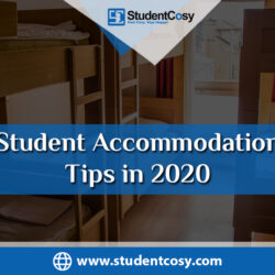 Student accommodation tips in 2020
