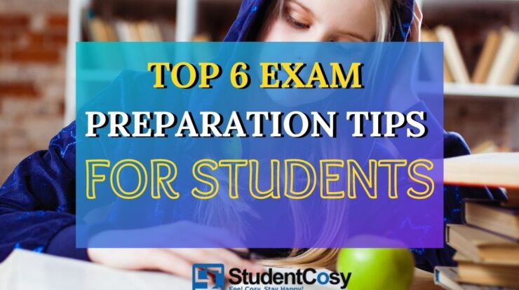 exam preparation tips for students