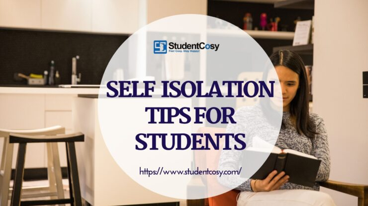 self-isolation tips for students