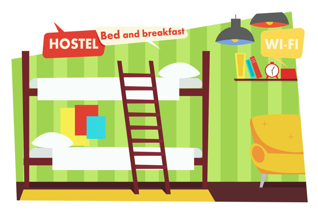 Things to look for before choosing the right accommodation