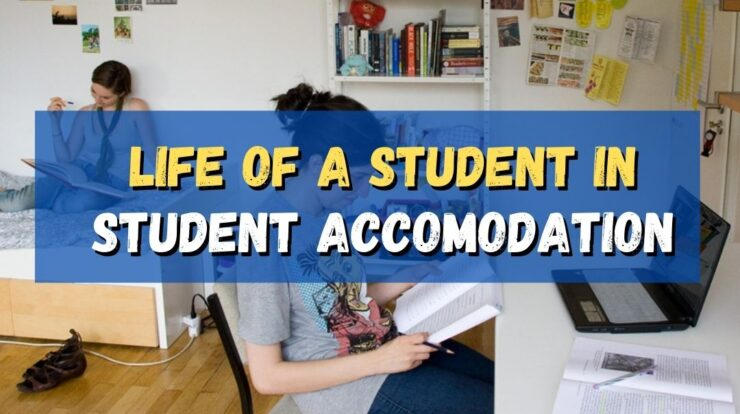 life of a student in student accommodation