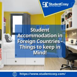 Student Accommodation in Foreign Countries