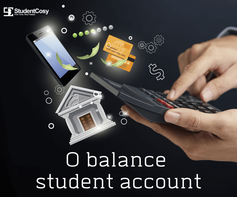 advantages of student bank account