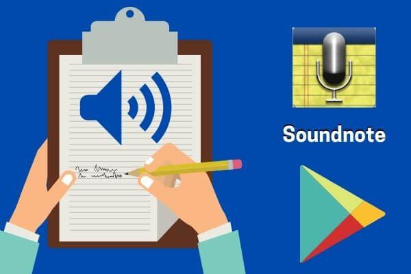 Soundnote app