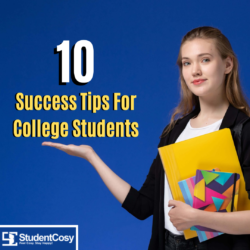 Success Tips For College Students